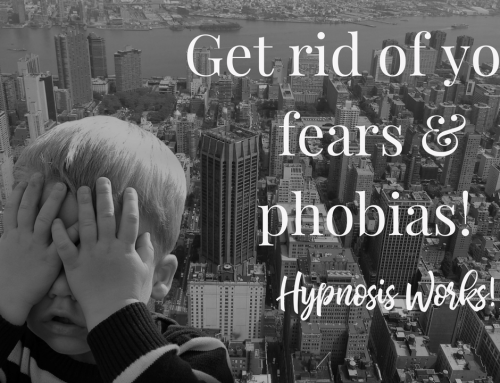 Getting Rid of Fears and Phobias